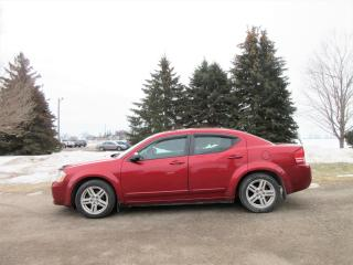Used 2010 Dodge Avenger SXT- 4 Cylinder for sale in Thornton, ON