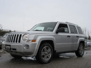 Used 2007 Jeep Patriot SPORT / LOW MILEAGE / ACCIDENT FREE for sale in Newmarket, ON