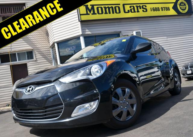 2015 Hyundai Veloster MANUAL! Cruise+3 Door! ONLY $109/bi-weekly!