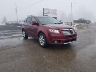 Used 2010 Subaru Tribeca 3.6R Touring for sale in Komoka, ON