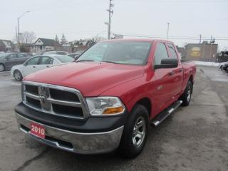 Used 2010 Dodge Ram 1500 SLT for sale in Hamilton, ON