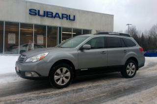 Used 2011 Subaru Outback 2.5 LIMITED for sale in Minden, ON