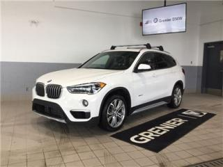 Used 2017 BMW X1 Xdrive28i Grp Premium for sale in Terrebonne, QC