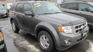Used 2011 Ford Escape SOLD TO GREAT PEOPLE from WASAGA BEACH for sale in Chatsworth, ON