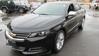 Used 2017 Chevrolet Impala Premier for sale in Chatsworth, ON