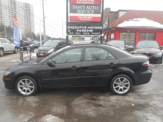 Used 2006 Mazda MAZDA6 GS LOW KM!! for sale in Scarborough, ON