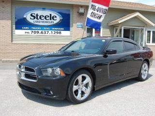 Used 2014 Dodge Charger RT for sale in Corner Brook, NL