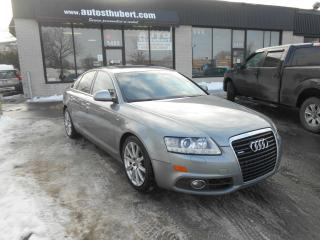 Used 2010 Audi A6 S-LINE QUATTRO **NAVIGATIONS/GPS** for sale in Saint-hubert, QC