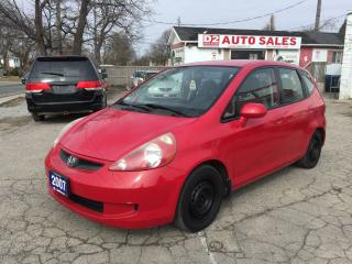 Used 2007 Honda Fit LX/Automatic/2 YR Warranty/Certified for sale in Scarborough, ON