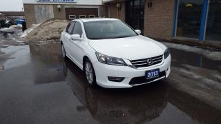 Used 2013 Honda Accord EX-L/BACKUP CAMERA/SUNROOF/IMMACULATE$12999 for sale in Brampton, ON