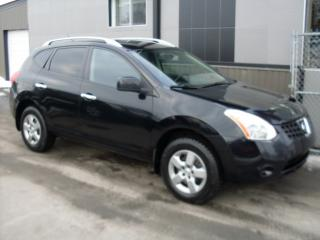 Used 2010 Nissan Rogue 4x4 AA-1 + GARANTIE 3 ANS incluse for sale in Laval, QC
