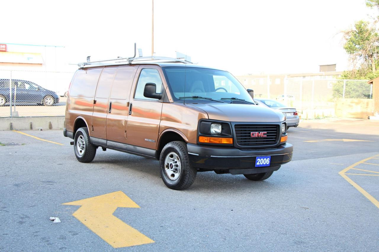 2006 GMC Savana 3500