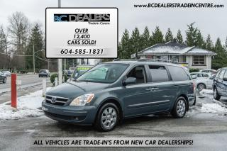 Used 2007 Hyundai Entourage GLS w/Leather, Low 125k, DVD, Power Tailgate+Doors for sale in Surrey, BC