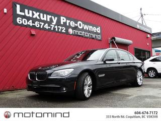 Used 2009 BMW 750Li 750Li for sale in Coquitlam, BC