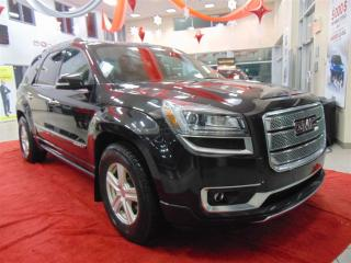 Used 2013 GMC Acadia Denali A/c Cruise for sale in Salaberry-de-Valleyfield, QC