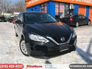 Used 2016 Nissan Sentra 1.8 S | ONE OWNER | BLUETOOTH for sale in London, ON