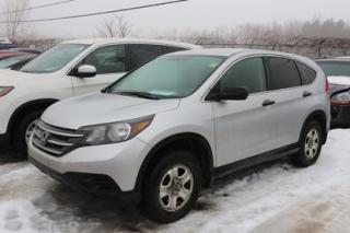 Used 2013 Honda CR-V Lx Awd Sieges Ch for sale in Hull, QC