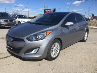 Used 2013 Hyundai ELANTRA GT * PANORAMIC SUNROOF * ONE OWNER * BLUETOOTH * LOW KM for sale in London, ON