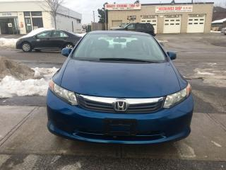 Used 2012 Honda Civic for sale in Scarborough, ON