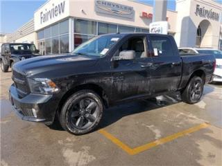 Used 2017 Dodge Ram 1500 Express.. Black Beauty for sale in Burlington, ON