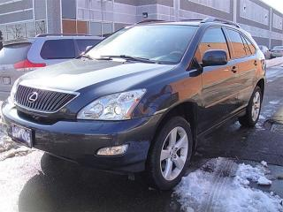 Used 2005 Lexus RX 330 Leather,Sunroof,No Accidents for sale in Aurora, ON