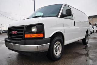 Used 2017 GMC Savana 2500 Only 5.000Kms for sale in Aurora, ON