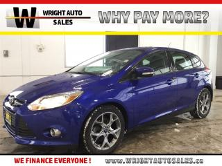 Used 2013 Ford Focus SE|LOW MILEAGE|BLUETOOTH|31.909 KMS for sale in Cambridge, ON