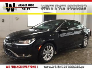 Used 2015 Chrysler 200 Limited|NAVIGATION|HEATED SEATS|55,070 KMS for sale in Cambridge, ON