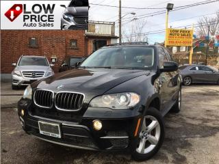 Used 2011 BMW X5 PanoramicRoof*HtdSeats*Sensors*AllPwrOpti* for sale in York, ON