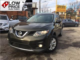 Used 2014 Nissan Rogue SV*PanoramicRoof*Camera&More!! for sale in York, ON