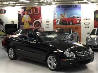 Used 2009 Mercedes-Benz CLK 3.5L for sale in Paris, ON