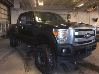 Used 2015 Ford F-350 Platinum for sale in Edmonton, AB