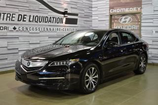 Used 2015 Acura TLX TECH GPS+CAMERA for sale in Laval, QC