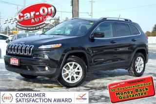 Used 2015 Jeep Cherokee North 4X4 BLUETOOTH ALLOYS CRUISE for sale in Ottawa, ON