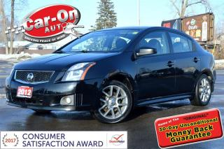 Used 2012 Nissan Sentra SE-R AUTO SUNROOF NAV REAR CAM ALLOYS for sale in Ottawa, ON