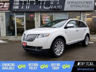 Used 2011 Lincoln MKX Base ** Nav, 3.0L V6, AWD, Leather ** for sale in Bowmanville, ON