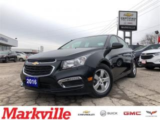 Used 2016 Chevrolet Cruze 2LT- LEATHER- GM CERTIFIED PRE-OWNED- 1 OWNER for sale in Markham, ON
