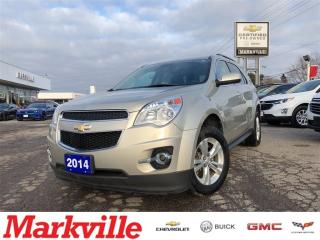Used 2014 Chevrolet Equinox LT- GM CERTIFIED PRE-OWNED- 1 OWNER TRADE for sale in Markham, ON
