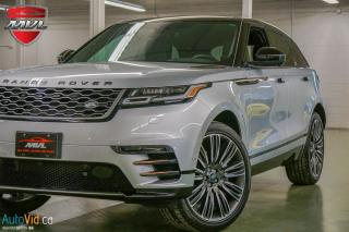 Used 2018 Land Rover RANGE ROVER VELAR D180 HSE R-Dynamic for sale in Oakville, ON