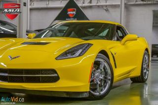 Used 2014 Chevrolet Corvette StingRay Base for sale in Oakville, ON