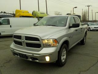 Used 2016 Dodge Ram 1500 Outdoorsman Crew Cab Regular Box 4WD for sale in Burnaby, BC