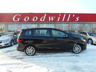 Used 2017 Mazda MAZDA5 GT! PREVIOUS DAILY RENTAL! FACTORY WARRANTY! for sale in Aylmer, ON