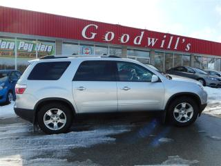 Used 2011 GMC Acadia SLE 2! HEATED SEATS! 7 PASSENGER! for sale in Aylmer, ON