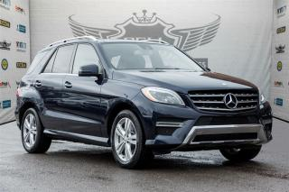 Used 2013 Mercedes-Benz ML-Class ML 350 BlueTEC 4MATIC for sale in North York, ON