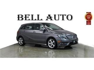 Used 2014 Mercedes-Benz B-Class Sports Tourer LEATHER for sale in North York, ON