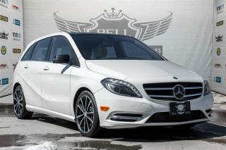 Used 2014 Mercedes-Benz B-Class Sports Tourer PANORAMIC ROOF for sale in North York, ON