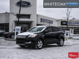 Used 2014 Ford Escape SE, 2.0l,b/u camera,1 owner for sale in Mississauga, ON