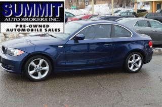 Used 2011 BMW 128I i, NAVI,SUNROOF.BLUE TOOTH for sale in Richmond Hill, ON
