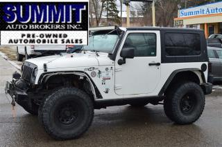 Used 2010 Jeep Wrangler Sahara for sale in Richmond Hill, ON