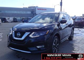 Used 2018 Nissan Rogue SL AWD CVT NAVIGATION, BACKUP CAMERA, BLIND SPOT, for sale in Scarborough, ON